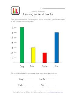 math worksheet : kindergarten graphing worksheet  kids learning station : Picture Graph Worksheets For Kindergarten