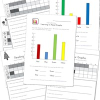 math worksheet : 10 excellent free graphing worksheets  kids learning station : Graphing Worksheets For Kindergarten