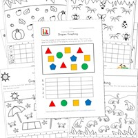 math worksheet : kindergarten graphing worksheet  kids learning station : Graphing Worksheet Kindergarten