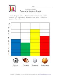 math worksheet : kindergarten graphing worksheet  kids learning station : Kindergarten Graphing Worksheets