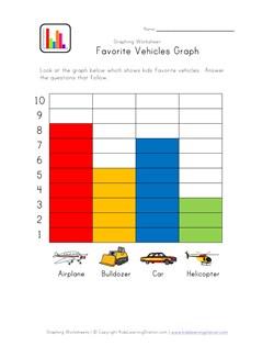math worksheet : kindergarten graphing worksheet  kids learning station : Kindergarten Graph Worksheets