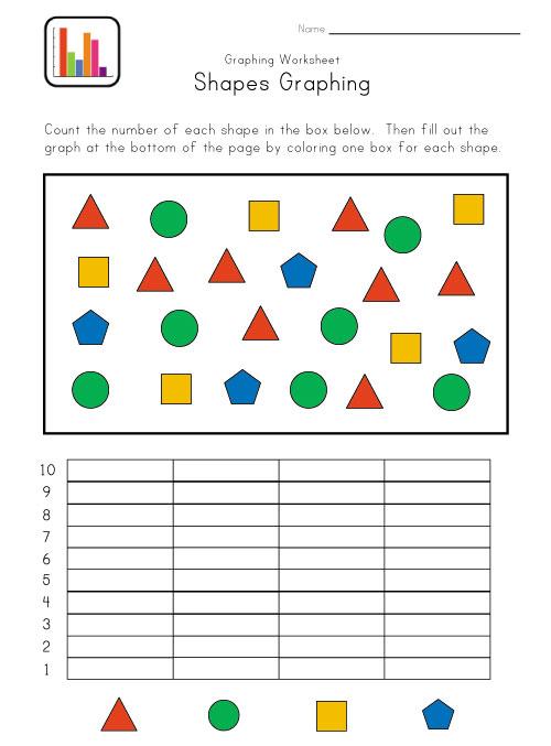 Kindergarten Graphing Worksheet. Kindergarten Bar Graph Worksheet ...