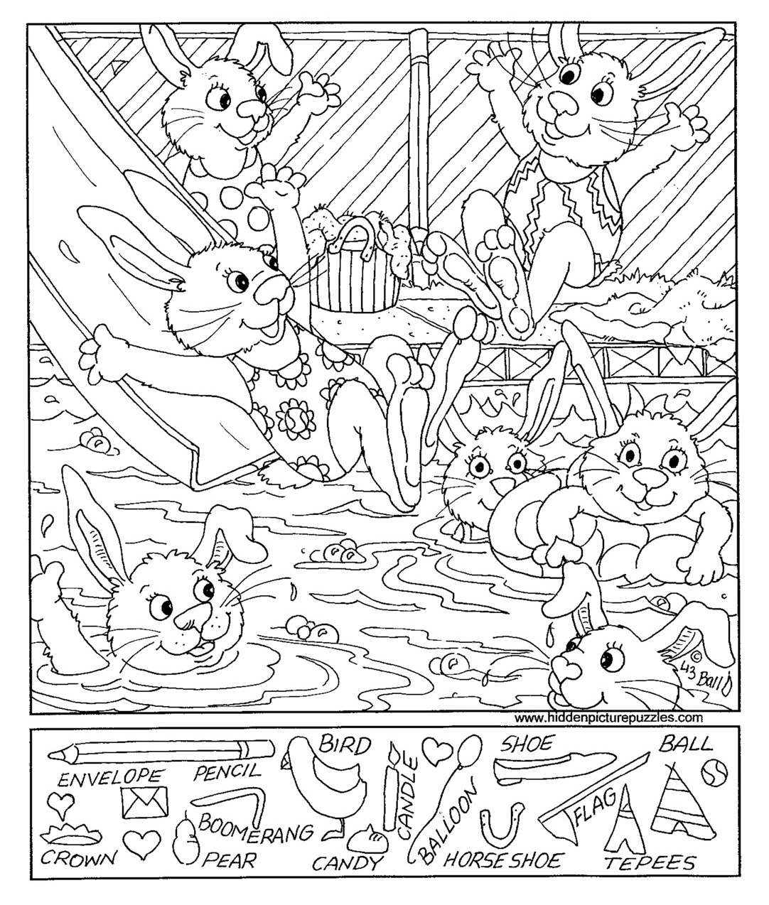 and find coloring pages - photo#27