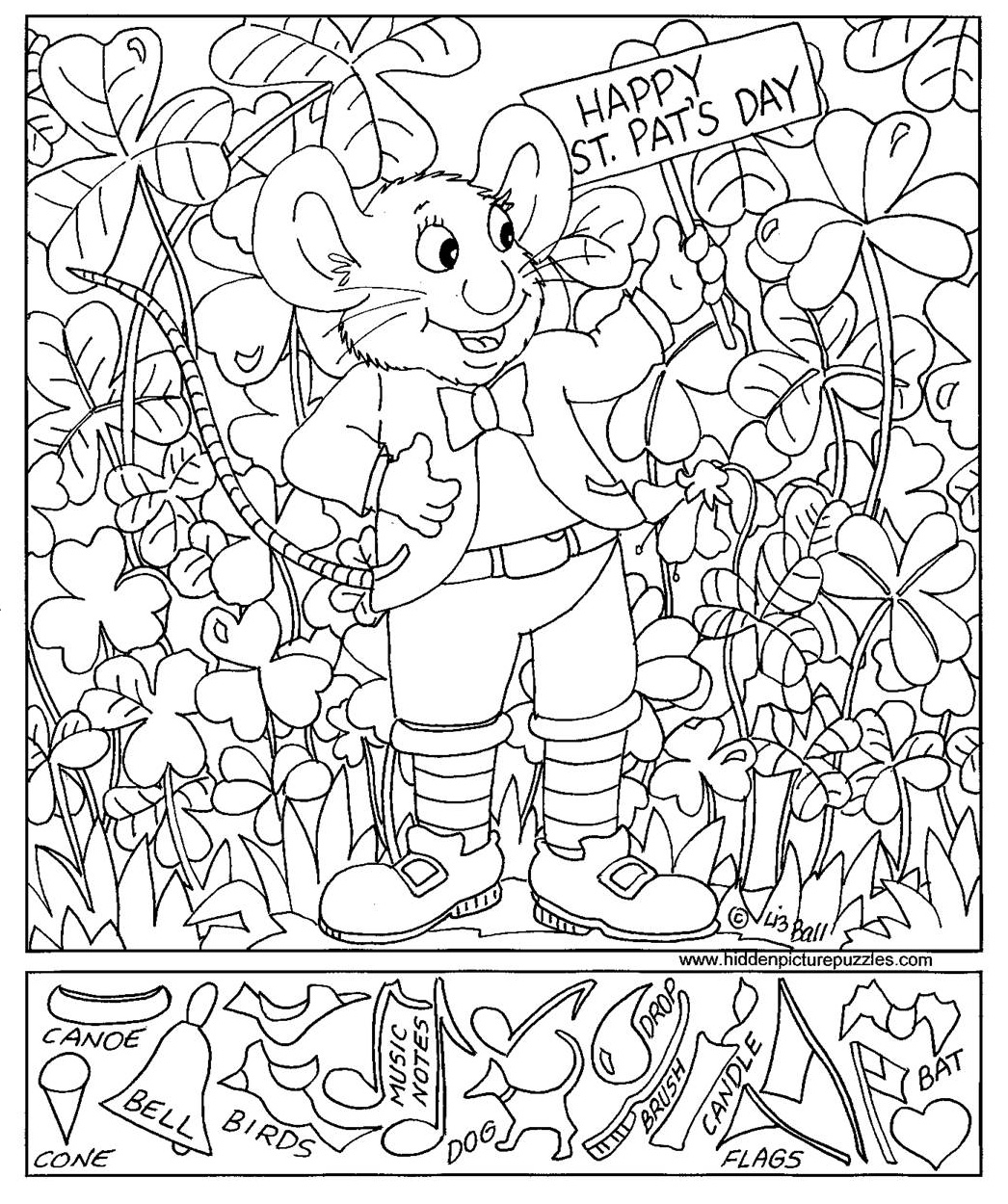 and find coloring pages - photo#30