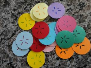 Craft Ideas Sand Dollars on Paper Sand Dollars 2 Jpg