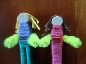 kids dolls craft