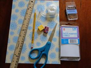 purse craft materials
