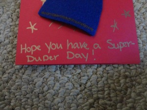 super day card craft