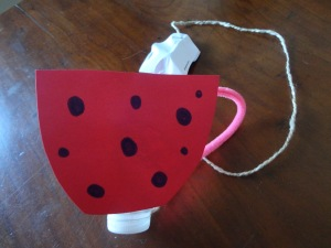 boston tea party cup craft for kids