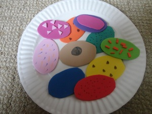 cookie day memory game