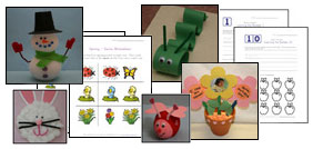 kids crafts newsletter
