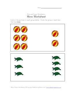math worksheet : 10 excellent free comparison worksheets  kids learning station : Comparison Worksheets For Kindergarten