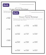 Printable Multiplication Worksheets 4th Grade Math