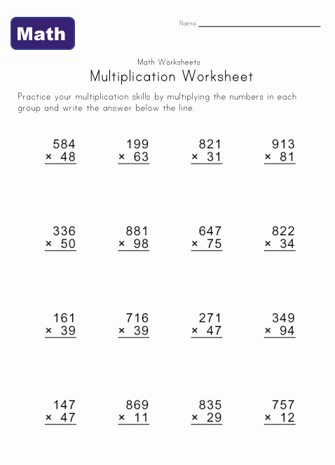 Math Worksheets For Grade 6 Algebra | New Calendar Template Site