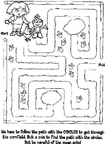 Free Printable Mazes for Kids : All Kids Network
