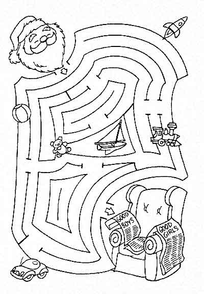 Print this printable maze . Only the image will show when you print ...