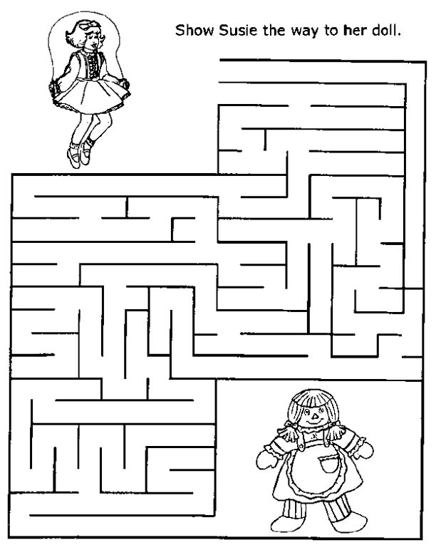 Printable Mazes Print your Maze