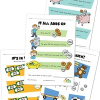 learning money worksheets