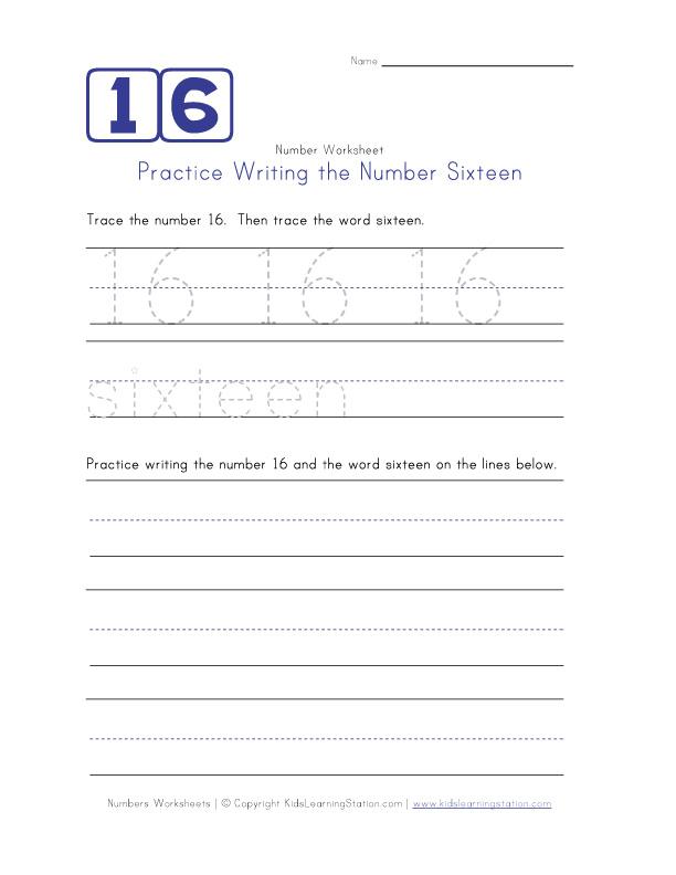 numerical concepts essay