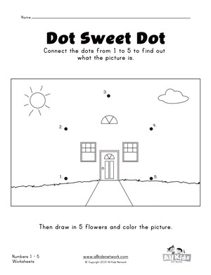 Number Names Worksheets » Counting 1 To 10 Worksheets - Free ...
