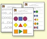Math Pattern Worksheets - Worksheets, Lesson Plans, Teacher