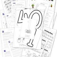 math worksheet : math worksheets  kids learning station : Singapore Math Kindergarten Worksheets