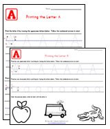 math worksheet : preschool and kindergarten worksheets  kids learning station : Worksheets For Kindergarten Letters