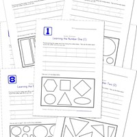 math worksheet : preschool and kindergarten worksheets  kids learning station : Homework Worksheets For Kindergarten