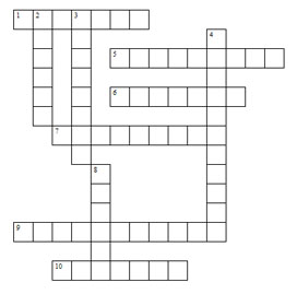 graphic relating to Printable Movie Crossword Puzzles titled Crossword Puzzles in the direction of Print: Absolutely free Printable Video Crossword