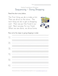math worksheet : reading comprehension worksheets  kids learning station : Reading Comprehension Worksheets Multiple Choice