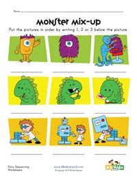 math worksheet : sequence of events worksheets for kinder  1st grade kindergarten  : First Next Last Worksheets For Kindergarten