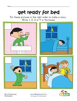 math worksheet : easy reading comprehension  getting ready for school  kids  : Getting Ready For Kindergarten Worksheets