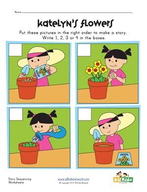 math worksheet : sequencing worksheets  kids learning station : Story Sequencing Worksheets Kindergarten