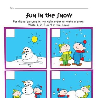 math worksheet : winter worksheets for kids : Snowman Worksheets Kindergarten