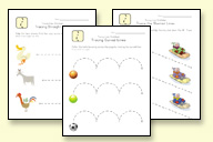 writing readiness worksheets