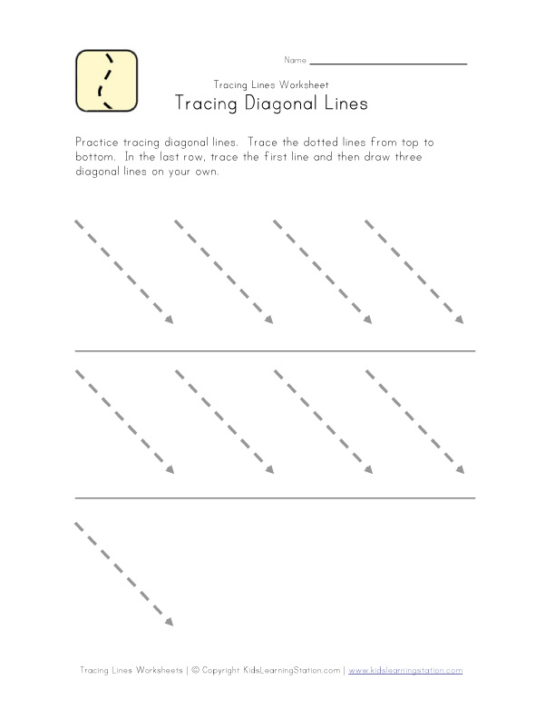 Gallery images and information: Dotted Line For Writing