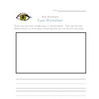body worksheets for kids all kids network. Black Bedroom Furniture Sets. Home Design Ideas