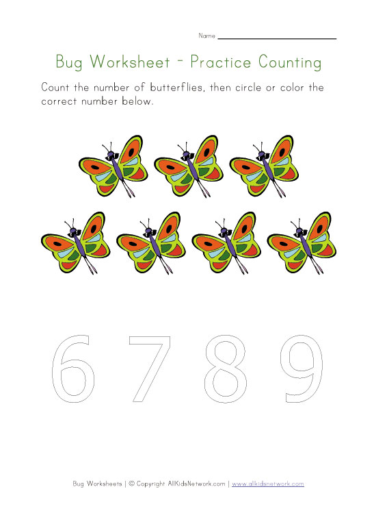 bugs worksheets - ♥ Our English Site ♥