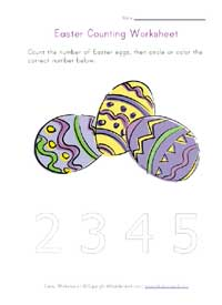 easter counting to 3