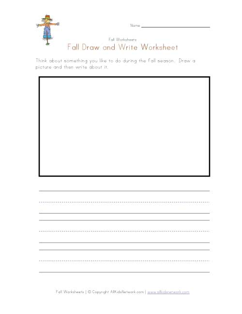draw and write worksheet lesupercoin printables worksheets. Black Bedroom Furniture Sets. Home Design Ideas