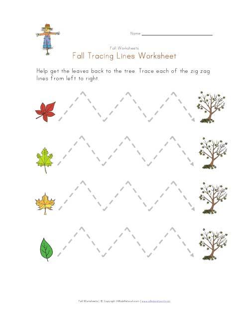 Free Worksheets Kindergarten Fall Worksheets Free Printable – Fall Worksheets