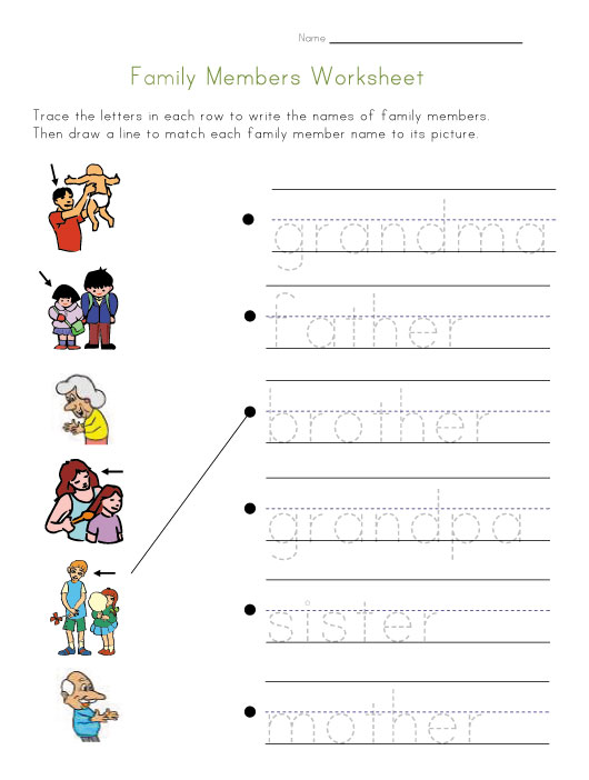 Aldiablosus  Remarkable Family Members Worksheet  All Kids Network With Glamorous Main And Subordinate Clauses Worksheets Besides Free Printable English Grammar Worksheets For Grade  Furthermore Prepositions Esl Worksheet With Extraordinary Grade Nine Math Worksheets Also Esl Prepositions Of Place Worksheets In Addition Double Line Graphs Worksheets And Number Names Worksheets As Well As Singular And Plural Nouns Worksheets For Rd Grade Additionally Caption Writing Worksheet From Allkidsnetworkcom With Aldiablosus  Glamorous Family Members Worksheet  All Kids Network With Extraordinary Main And Subordinate Clauses Worksheets Besides Free Printable English Grammar Worksheets For Grade  Furthermore Prepositions Esl Worksheet And Remarkable Grade Nine Math Worksheets Also Esl Prepositions Of Place Worksheets In Addition Double Line Graphs Worksheets From Allkidsnetworkcom