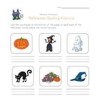 halloween word scramble printable all kids network. Black Bedroom Furniture Sets. Home Design Ideas