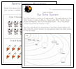 space worksheets