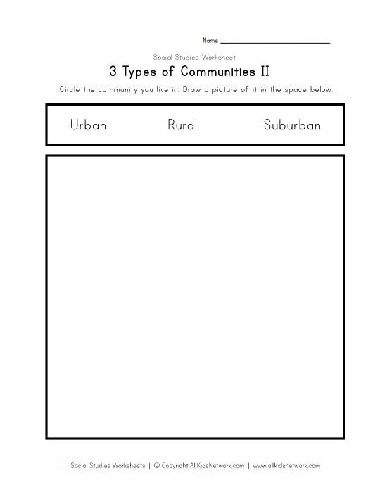 2nd Grade Social Studies Worksheets On Munities 8460493. 2nd Grade Social Studies Worksheets On Munities. Worksheet. Urban Suburban Rural Worksheets For 2nd Grade At Clickcart.co