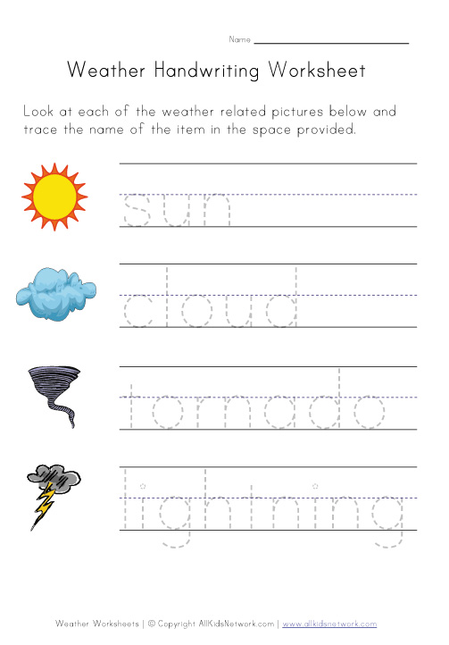 Weather Worksheet New 875 Weather Worksheets For 2nd Grade