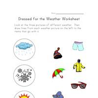 weather worksheets for kids all kids network. Black Bedroom Furniture Sets. Home Design Ideas