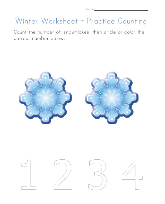 winter counting to two